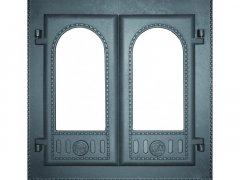 Дверь каминная Горница ДК-6С