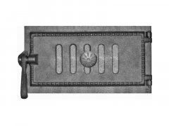 Дверца поддувальная уплотненная ДПУ-3